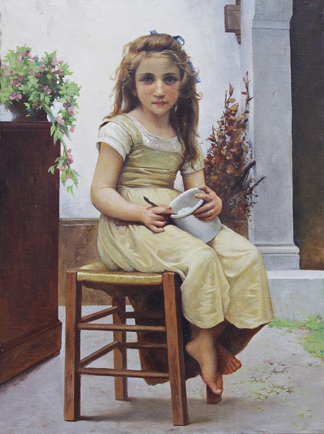 копия картины В. Бугро